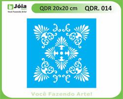 stencil QDR 014