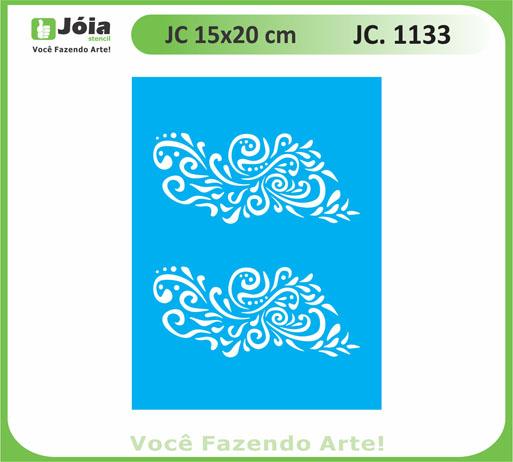 stencil JC 1133
