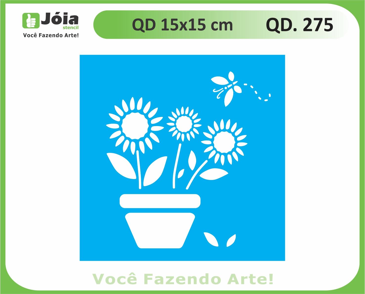 stencil QD 275