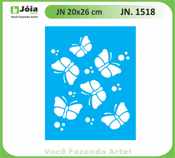 Stencil JN 1518