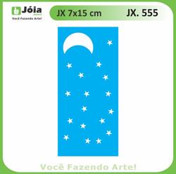 Stencil JX 555