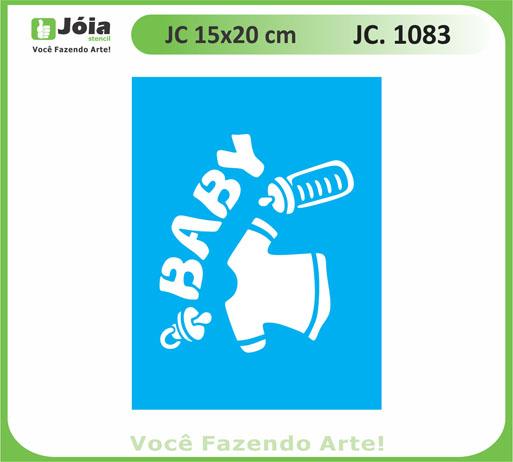 stencil JC 1083