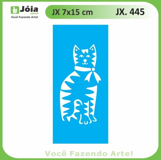 Stencil JX 445
