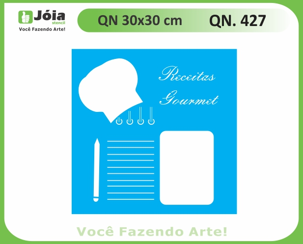 Stencil QN 427