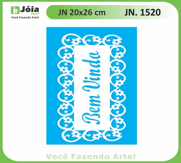 Stencil JN 1520