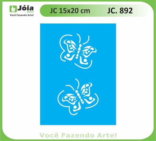 stencil JC 892