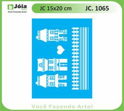stencil JC 1065