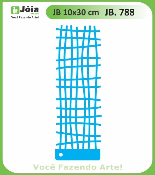 Stencil JB 788