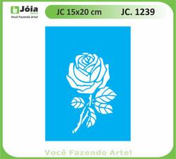 stencil JC 1239