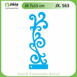 Stencil JX 563