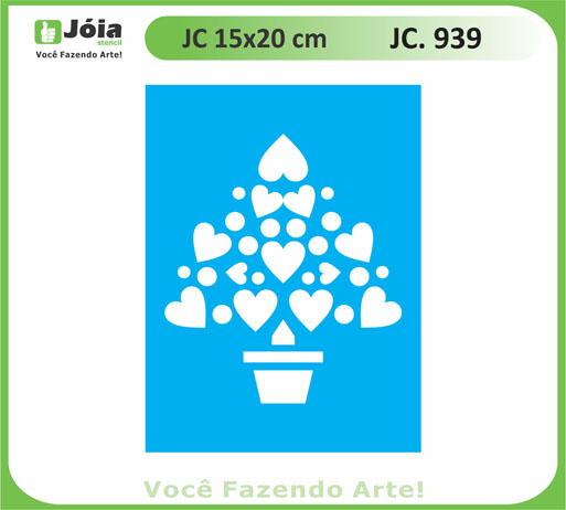 stencil JC 939