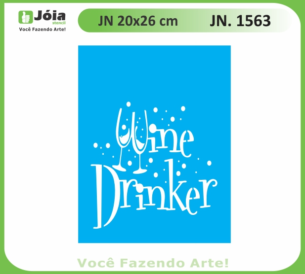 Stencil JN 1563