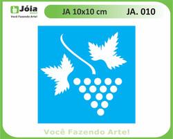 stencil JA 010