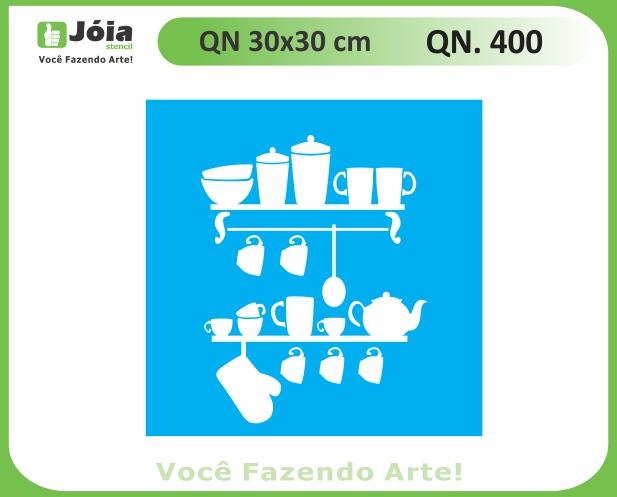 Stencil QN 400