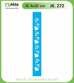 Stencil JK 272