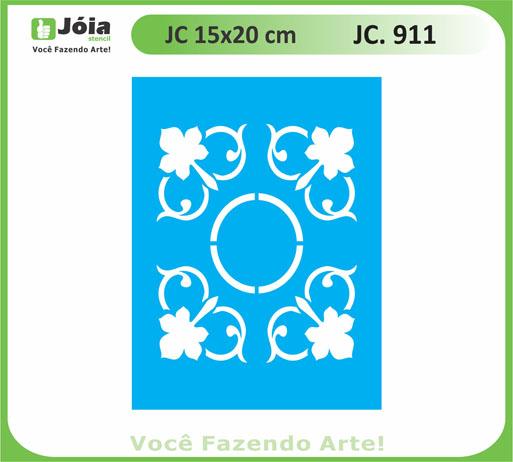 stencil JC 911