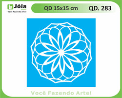 stencil QD 283