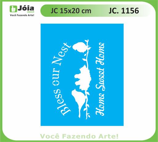 stencil JC 1156