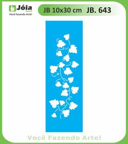 Stencil JB 643