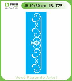 Stencil JB 775