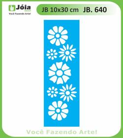 Stencil JB 640