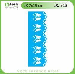 Stencil JX 513