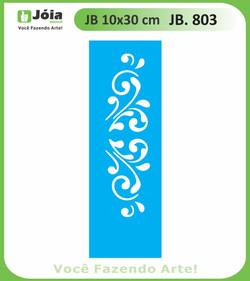 Stencil JB 803
