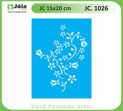 stencil JC 1026