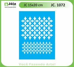 stencil JC 1072