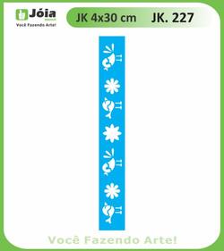 Stencil JK 227