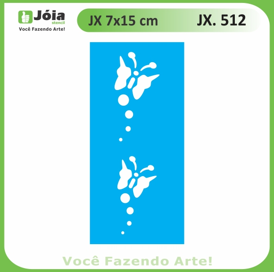 Stencil JX 512