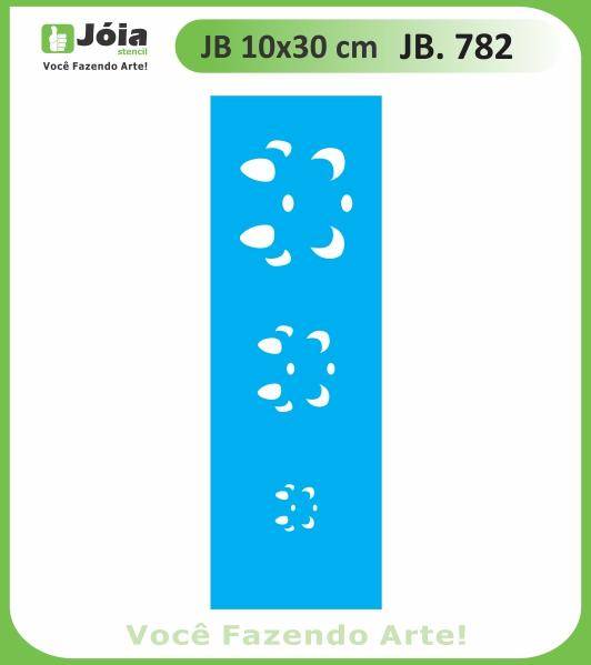 Stencil JB 782
