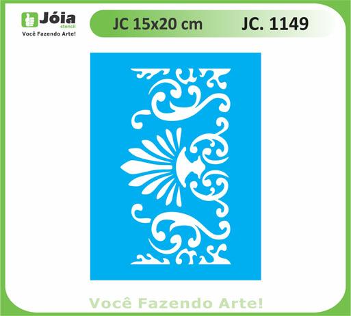 stencil JC 1149