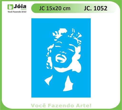 stencil JC 1052