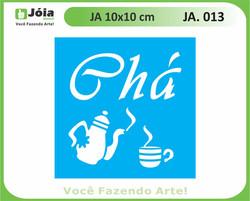 stencil JA 013