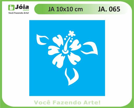 stencil JA 065
