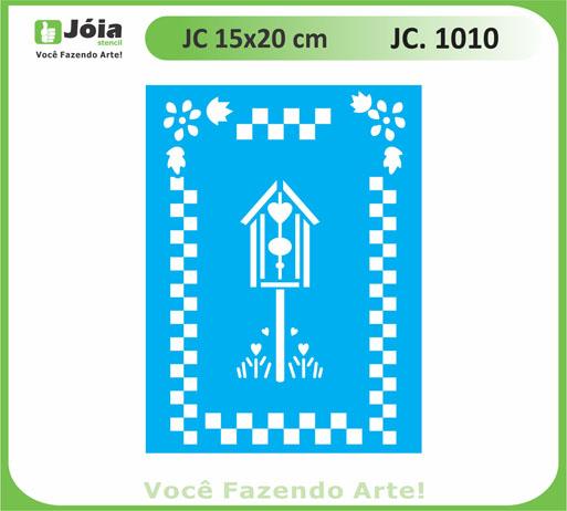 stencil JC 1010
