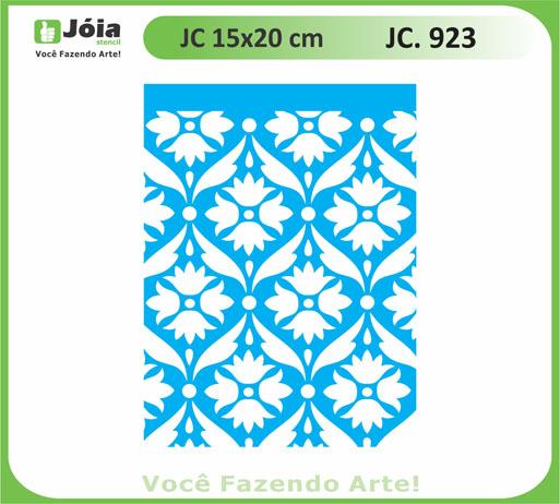 stencil JC 923