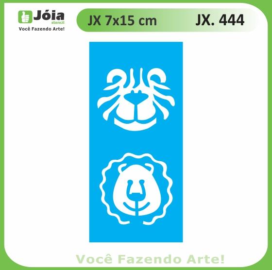 Stencil JX 444
