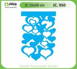stencil JC 950