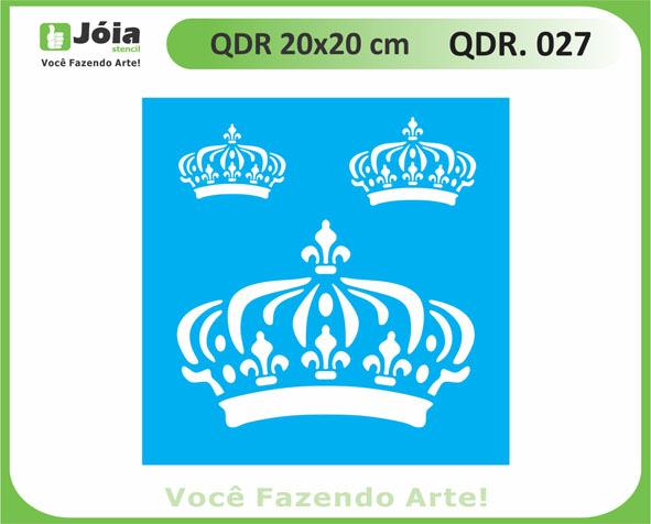 stencil QDR 027