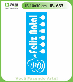 Stencil JB 633