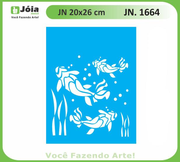 Stencil JN 1664