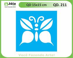 stencil QD 211