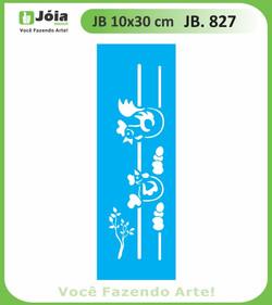 Stencil JB 827