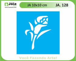 stencil JA 128