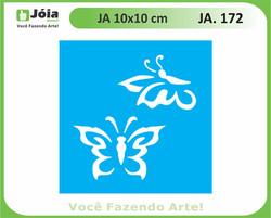 stencil JA 172