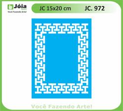 stencil JC 972