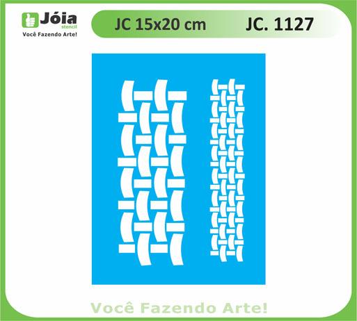 stencil JC 1127