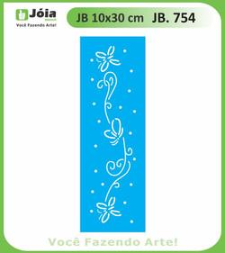 Stencil JB 754